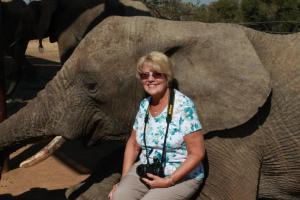 with-elephant