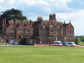 Embley Park - Florence's Family Home is now a school
