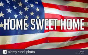home-sweet-home-on-a-usa-flag-background-3d-rendering-united-states-of-america-flag-waving-in-the-wind-proud-american-flag-waving-american-home-sw-RB4Y4A